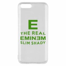 Чехол для Xiaomi Mi6 The Real Slim Shady - FatLine