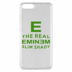Чехол для Xiaomi Mi Note 3 The Real Slim Shady - FatLine
