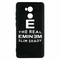 Чехол для Xiaomi Redmi 4 Pro/Prime The Real Slim Shady - FatLine
