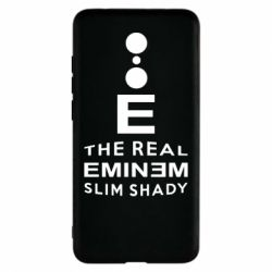 Чехол для Xiaomi Redmi 5 The Real Slim Shady - FatLine