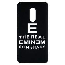Чехол для Xiaomi Redmi Note 4 The Real Slim Shady - FatLine