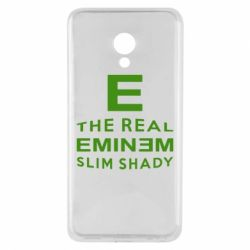 Чехол для Meizu M5 The Real Slim Shady - FatLine