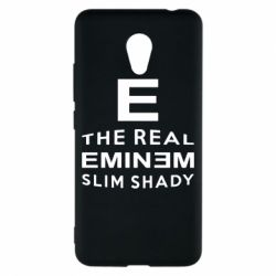 Чехол для Meizu M5c The Real Slim Shady - FatLine