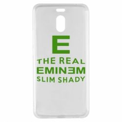 Чехол для Meizu M6 Note The Real Slim Shady - FatLine