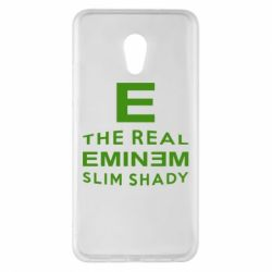 Чехол для Meizu Pro 6 Plus The Real Slim Shady - FatLine