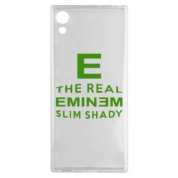 Чехол для Sony Xperia XA1 The Real Slim Shady - FatLine