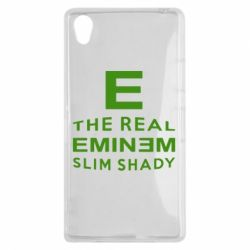 Чехол для Sony Xperia Z1 The Real Slim Shady - FatLine