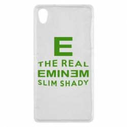 Чехол для Sony Xperia Z2 The Real Slim Shady - FatLine