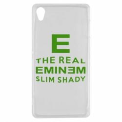 Чехол для Sony Xperia Z3 The Real Slim Shady - FatLine