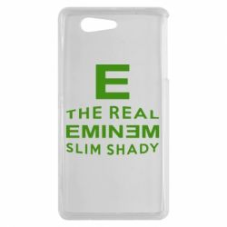 Чехол для Sony Xperia Z3 mini The Real Slim Shady - FatLine