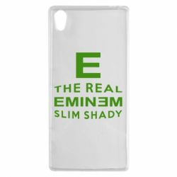 Чехол для Sony Xperia Z5 The Real Slim Shady - FatLine