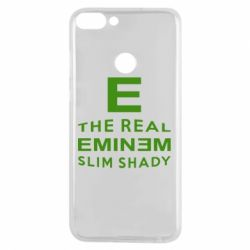 Чехол для Huawei P Smart The Real Slim Shady - FatLine