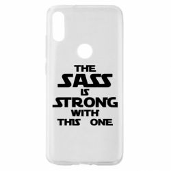Чохол для Xiaomi Mi Play The sass is strong with this one