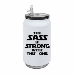 Термобанка 350ml The sass is strong with this one