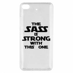 Чохол для Xiaomi Mi 5s The sass is strong with this one