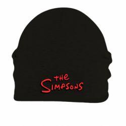 Шапка на флісі The Simpson Logo