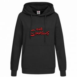 Толстовка жіноча The Simpson Logo