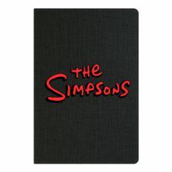 Блокнот А5 The Simpson Logo