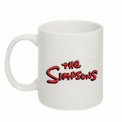 Кружка 320ml The Simpson Logo