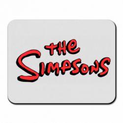 Килимок для миші The Simpson Logo