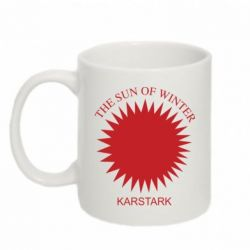 Кружка 320ml The Sun Of Winter - FatLine