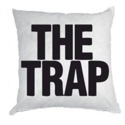 Подушка The Trap Logo - FatLine