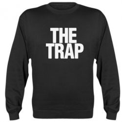 Реглан (свитшот) The Trap Logo - FatLine