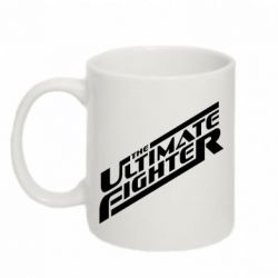 Кружка 320ml The Ultimate Fighter 2 - FatLine