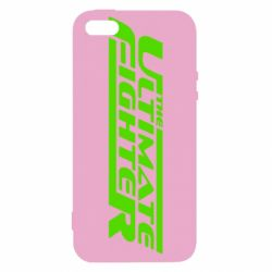 Чехол для iPhone5/5S/SE The Ultimate Fighter