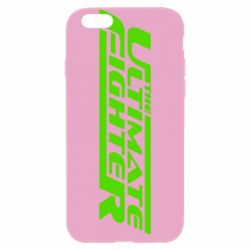 Чехол для iPhone 6/6S The Ultimate Fighter
