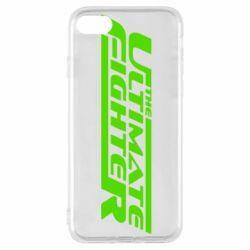 Чехол для iPhone 8 The Ultimate Fighter