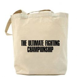 Сумка The Ultimate Fighting Championship