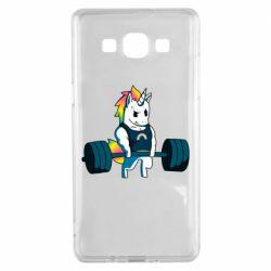 Чохол для Samsung A5 2015 The unicorn is rocking