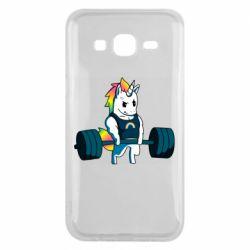 Чохол для Samsung J5 2015 The unicorn is rocking