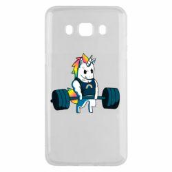 Чохол для Samsung J5 2016 The unicorn is rocking