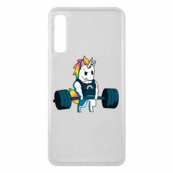 Чохол для Samsung A7 2018 The unicorn is rocking