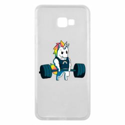 Чохол для Samsung J4 Plus 2018 The unicorn is rocking