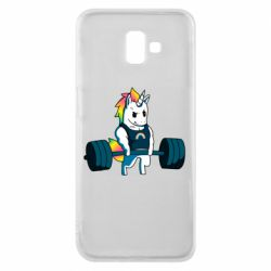 Чохол для Samsung J6 Plus 2018 The unicorn is rocking