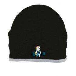Шапка The unicorn is rocking
