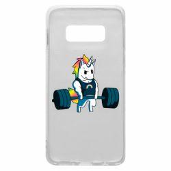 Чохол для Samsung S10e The unicorn is rocking