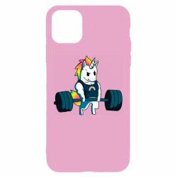 Чохол для iPhone 11 The unicorn is rocking