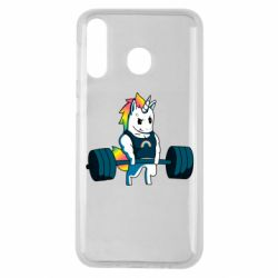 Чохол для Samsung M30 The unicorn is rocking
