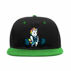 Снепбек The unicorn is rocking