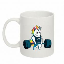 Кружка 320ml The unicorn is rocking