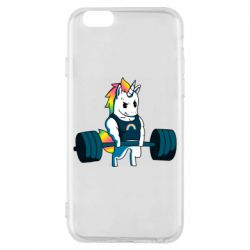 Чоловіча спортивна футболка The unicorn is rocking