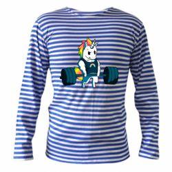 Тільник з довгим рукавом The unicorn is rocking
