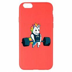 Чохол для iPhone 6 Plus/6S Plus The unicorn is rocking