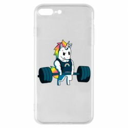 Чохол для iPhone 7 Plus The unicorn is rocking