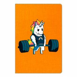 Блокнот А5 The unicorn is rocking
