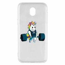 Чохол для Samsung J5 2017 The unicorn is rocking